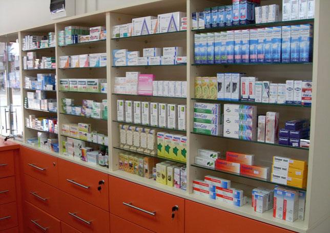 Ladice za lijekove - Apoteka Celzijus