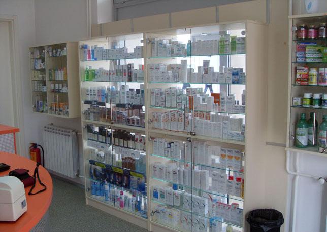 Police za lijekove - Apoteka Celzijus